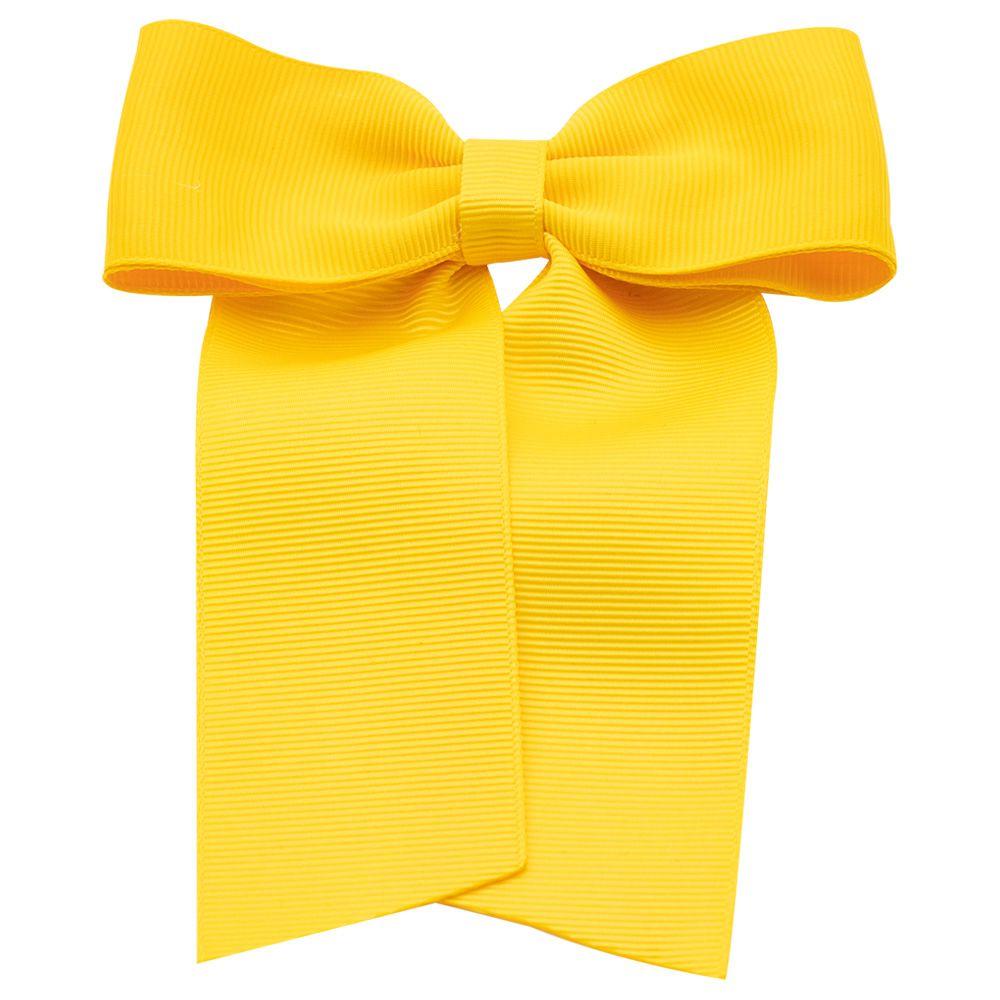Laço Menina É Cada Uma! Chanel Amarelo