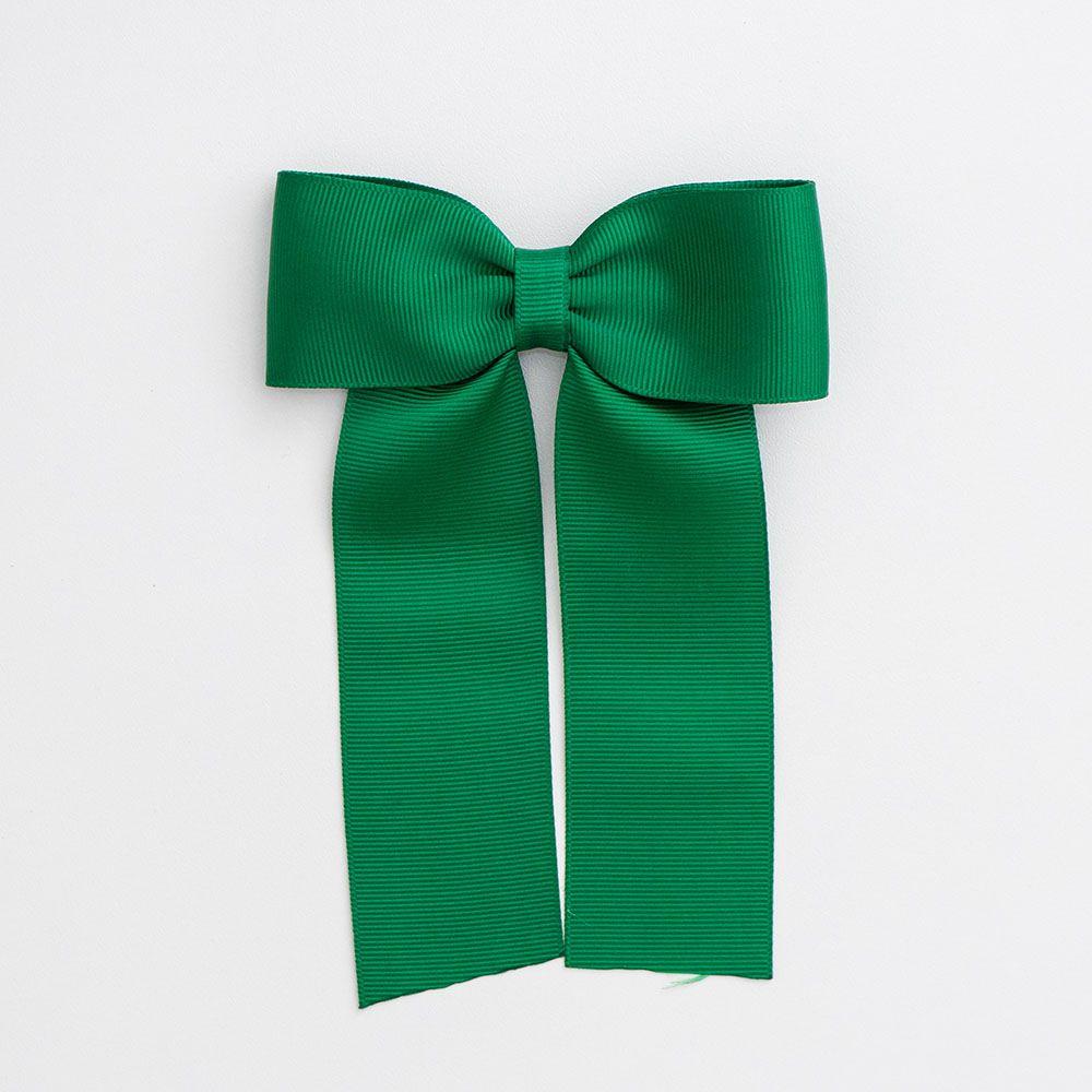 Laço Menina É Cada Uma Chanel Verde Bandeira