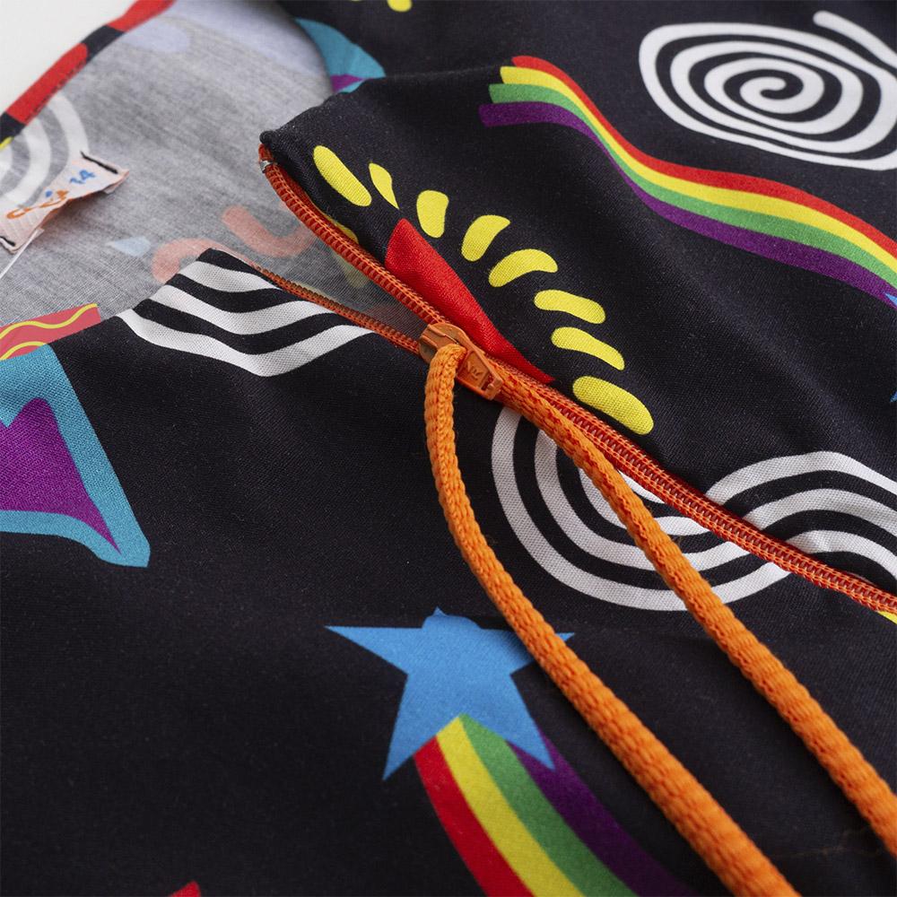 Macacão Chuá Black 5003