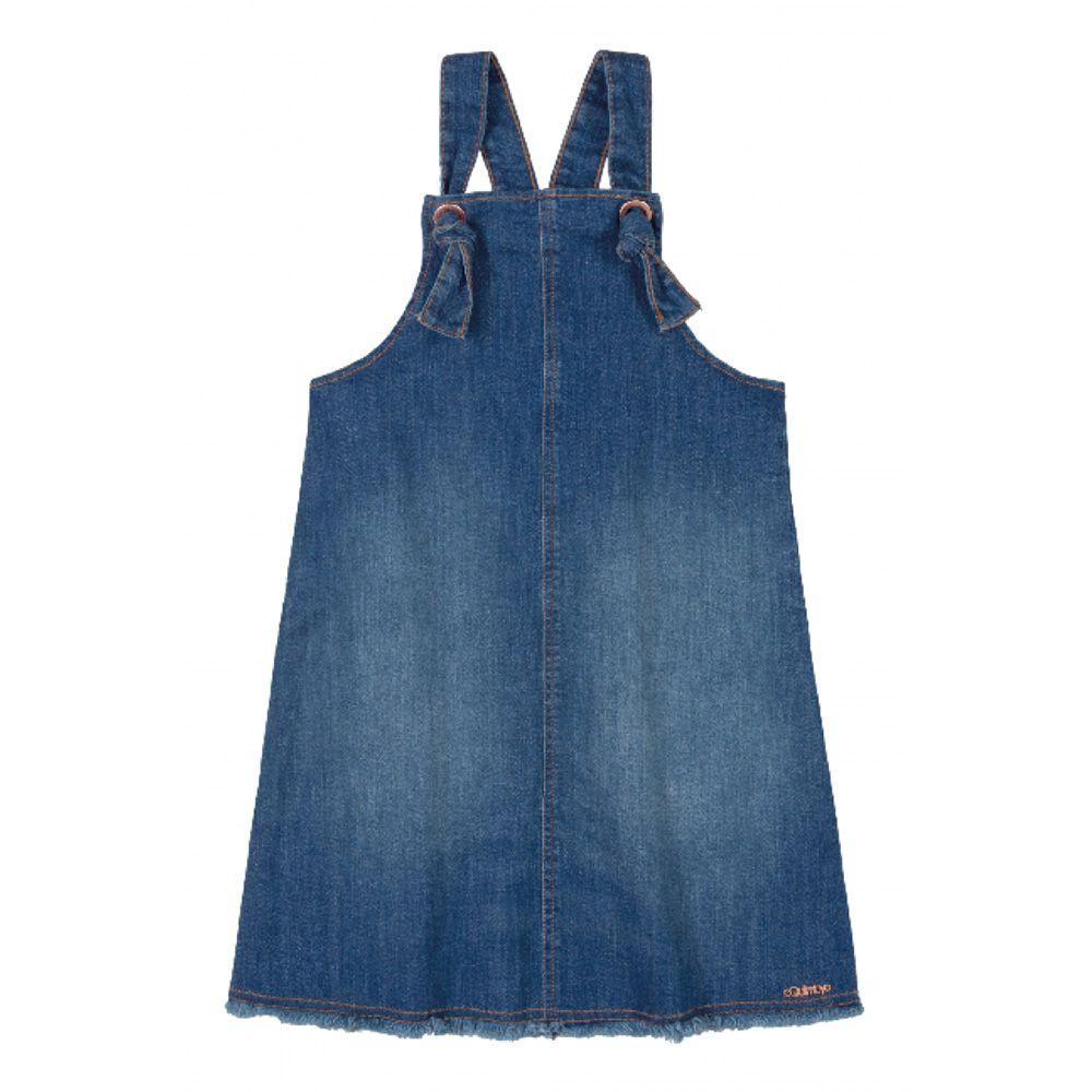 Salopete Menina Quimby Jeans 28015