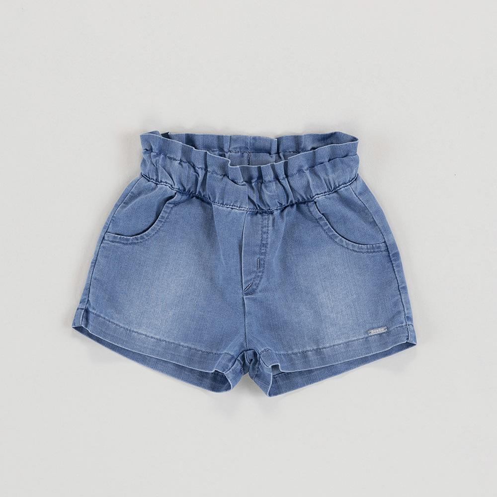 Short Beabá Jeans 818047