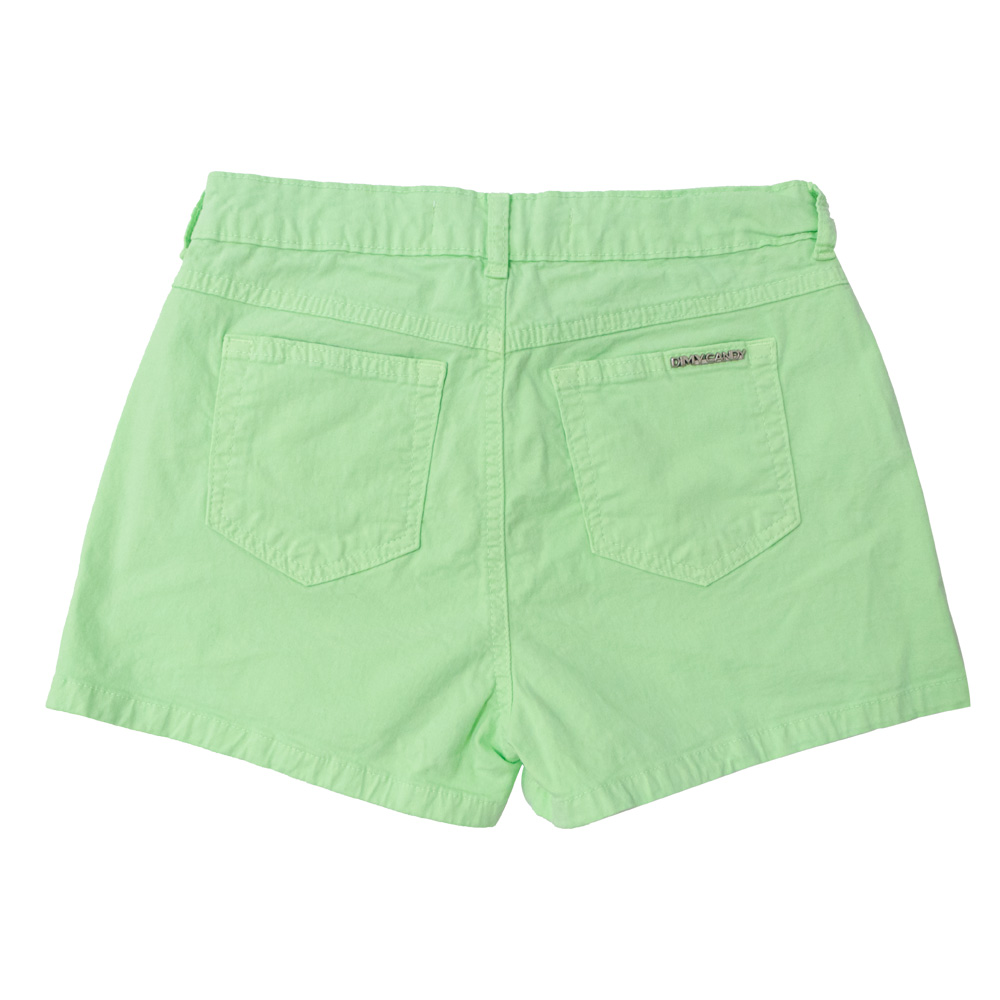Short Dimy Candy Boyfriend Verde SHO82563