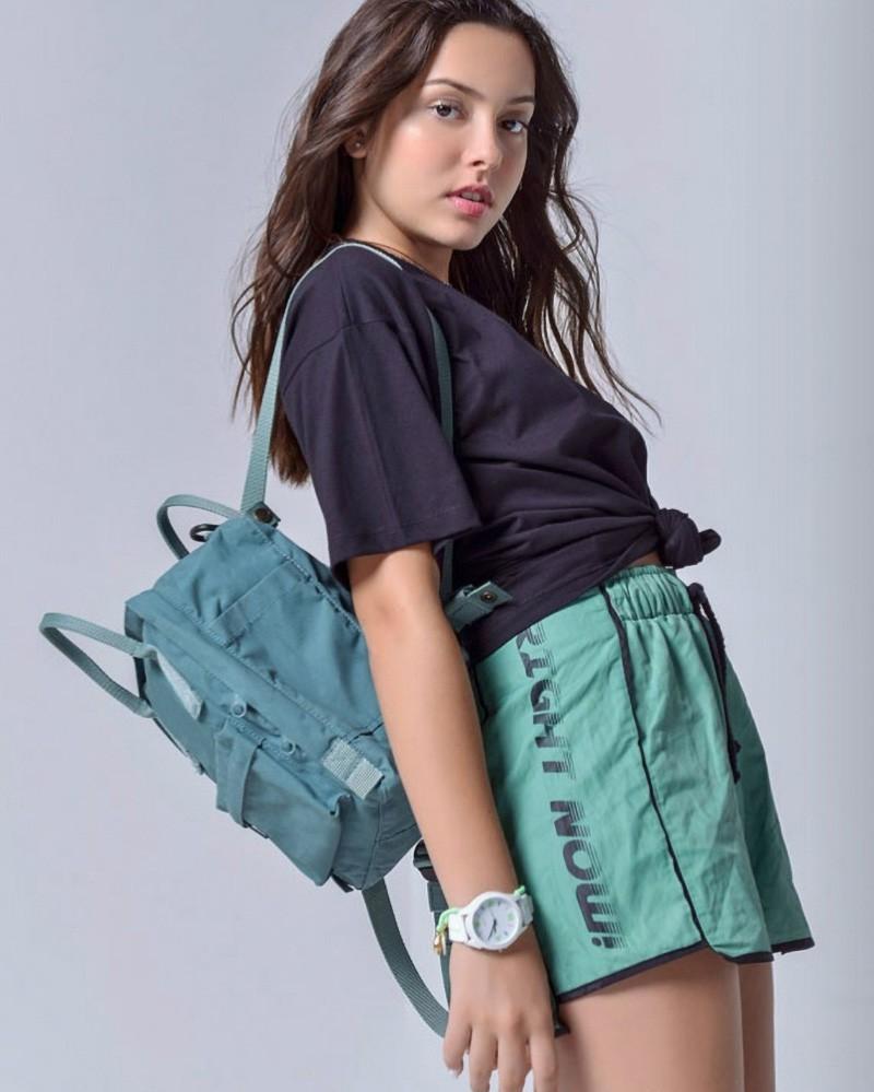 Short Menina Amofany Esportivo Verde T500076