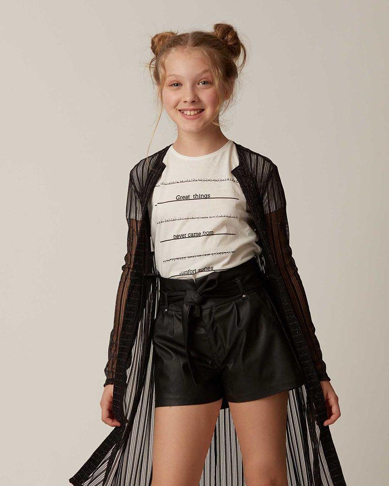 Short Menina Dimy Candy Clochard 81908