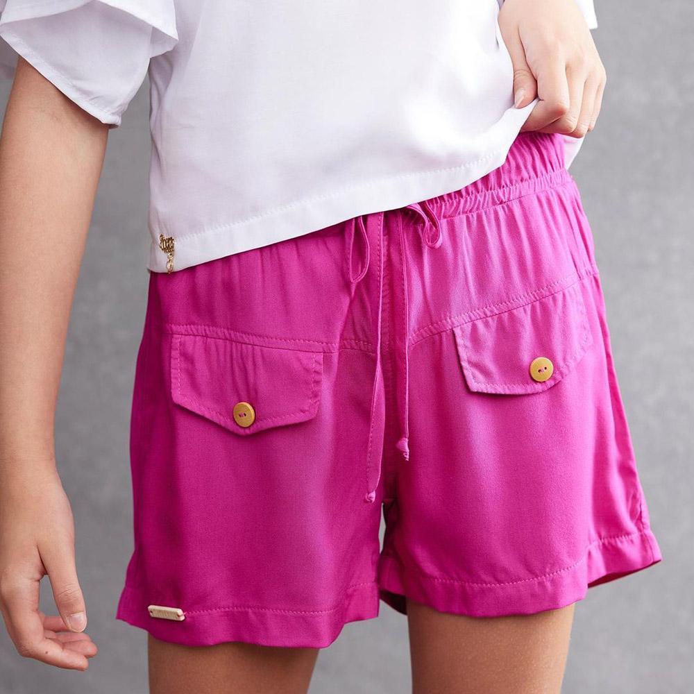 Short Ópera Kids Pink 5440