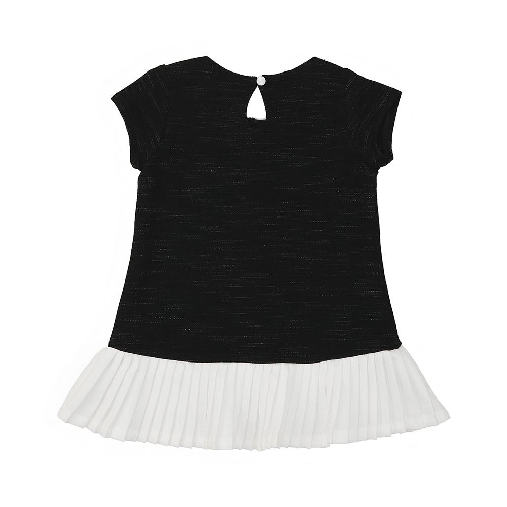 Vestido Beabá Melindrosa Plissada 808063A