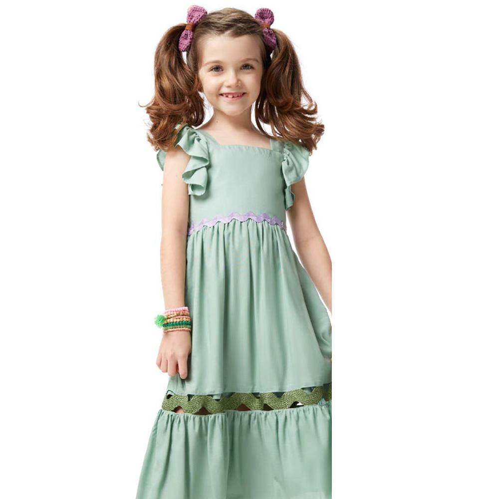 Vestido Camu Camu Midi Alecrim 8340999