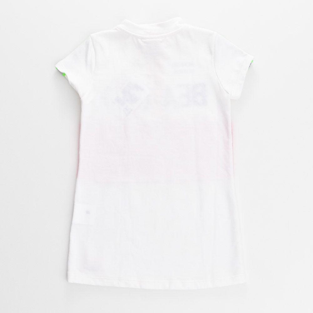 Vestido Menina Animê Moletinho Neon P3522