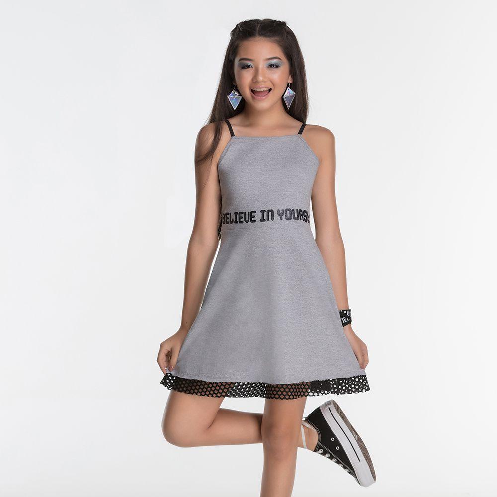 Vestido Menina Bobbylulu Believe 20S317