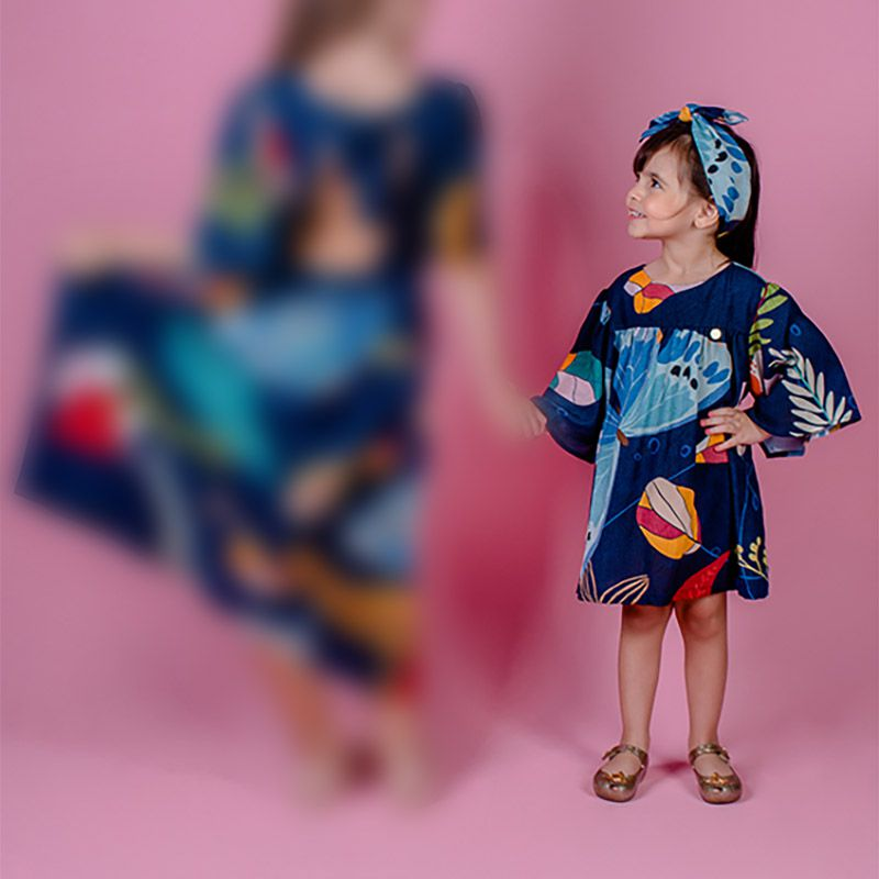 Vestido Menina Chuá Borboleta Baby Vt2103