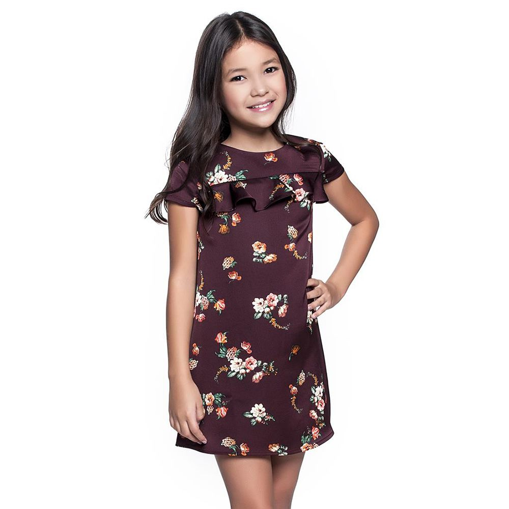 Vestido Menina Fanyland Floral 6001256