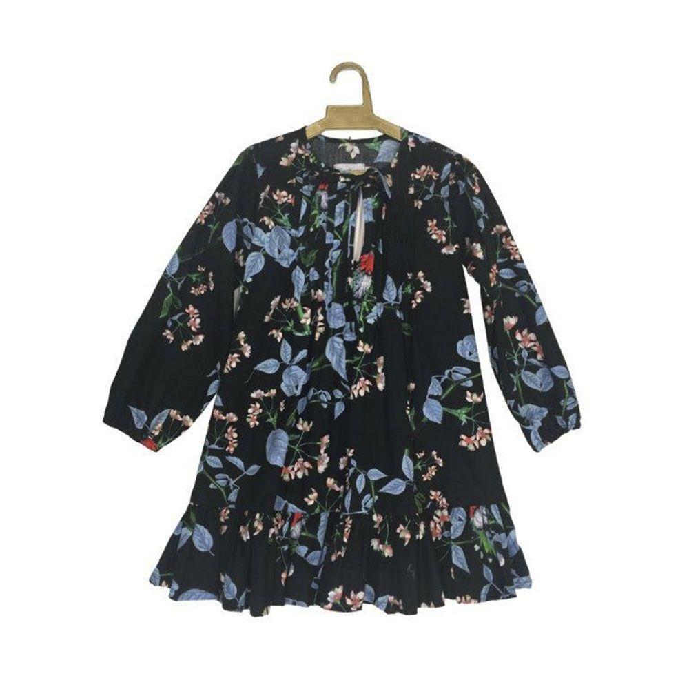 Vestido Menina Primo Bambino Básico Ii 6885