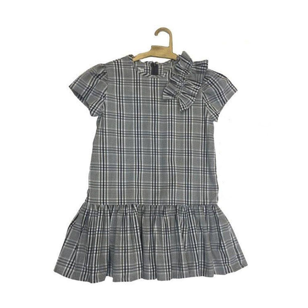 Vestido Menina Primo Bambino Compose Ii Tulipa 7091