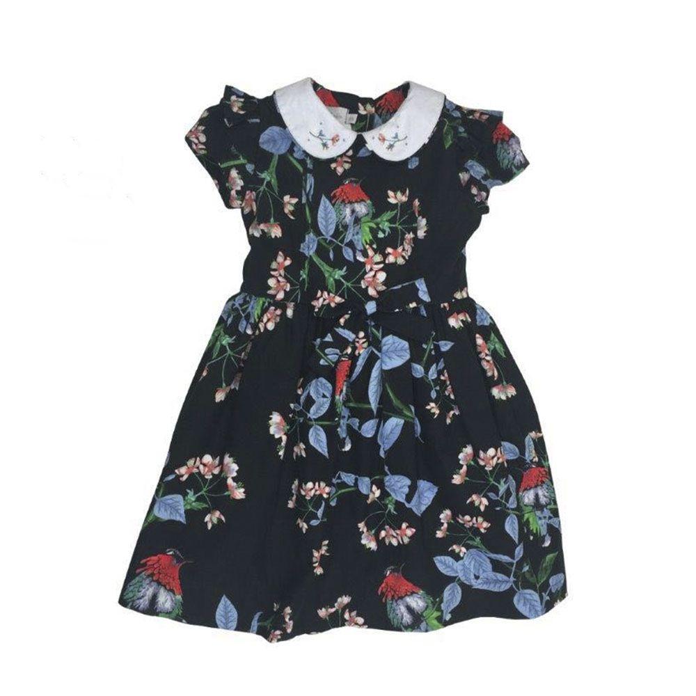 Vestido Menina Primo Bambino Festa Ii 6883