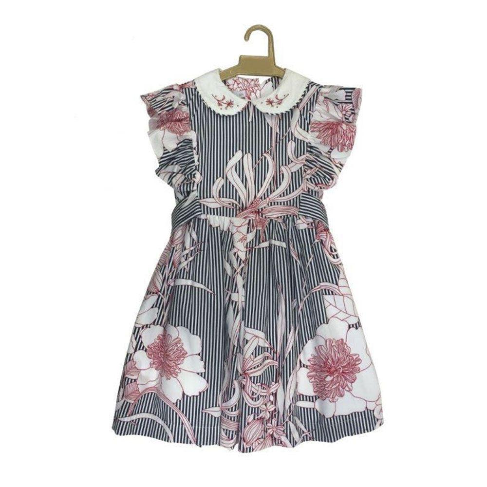Vestido Menina Primo Bambino Festa Ii Liz 6970