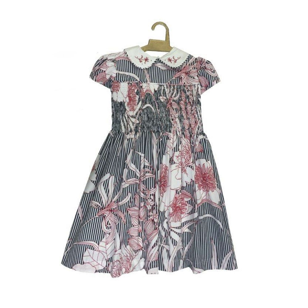 Vestido Menina Primo Bambino Lastex Ii Liz 6968