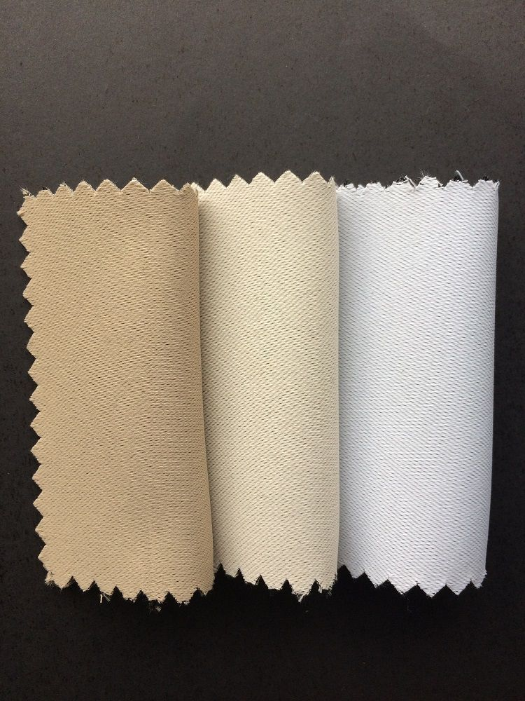 Cortina para varão 3,00 x 2,60m Proença Tecido Blackout - Branco