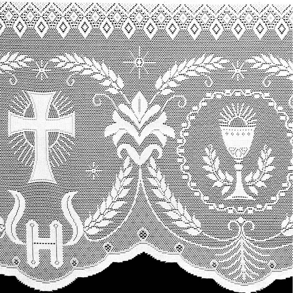 Renda Litúrgica Cálice 7,00 m x 60 cm de largura - (16060)
