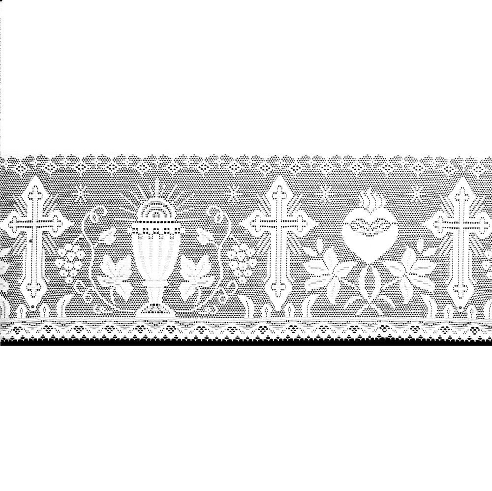 Renda Litúrgica Cálice 4,00 m x 30 cm largura - (16030)