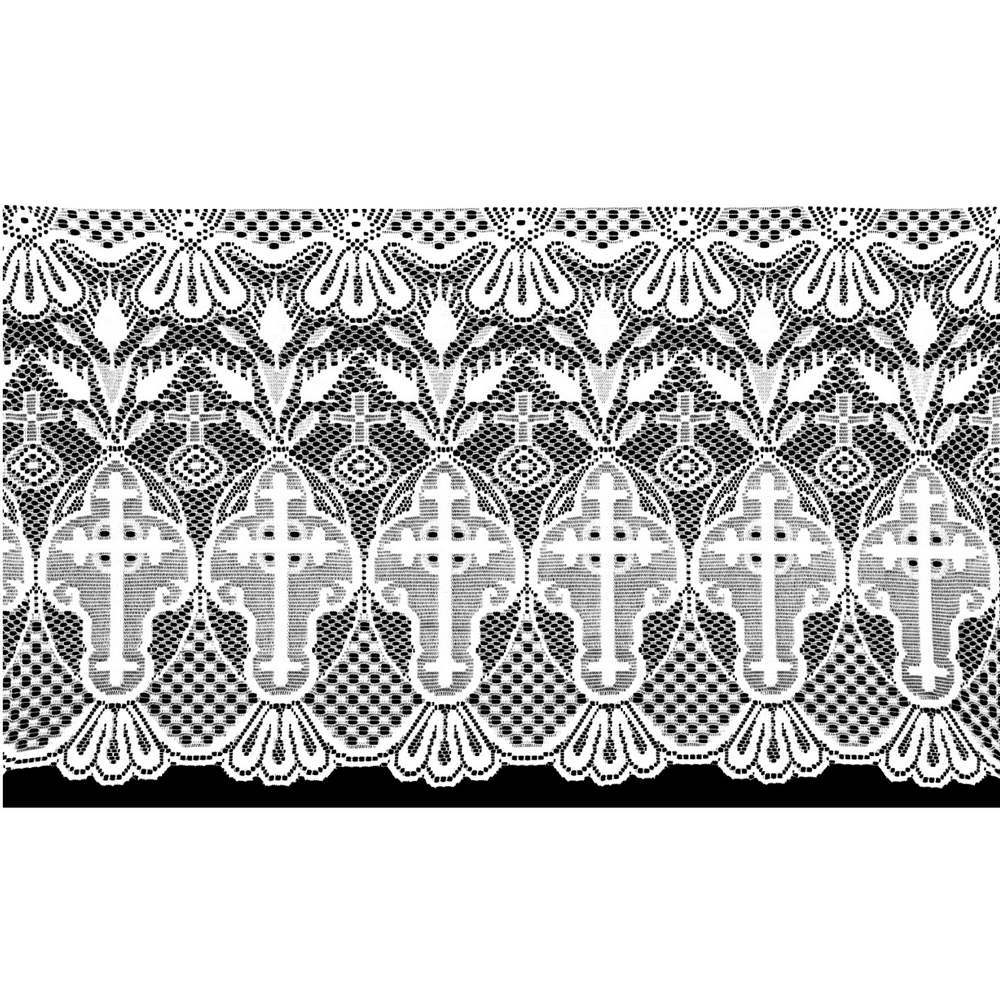 Renda Litúrgica Cruz 5 m x 60 cm de largura - (16160)