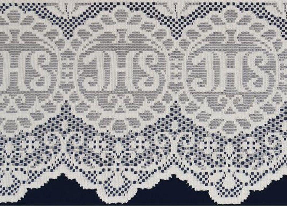 Renda Litúrgica JHS 1 m x 30 cm largura - (16330)