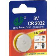 Bateria 3V GNR Moeda CR2032 Lithium (Unitário)