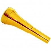 Bocal Trompete JC CUSTOM RESONANCE B6 3C BACH Dourado