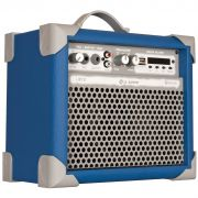 "Caixa de Som LL AUDIO Multiuso 5"" 35W UP!5 SB Azul"