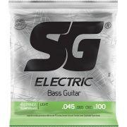 Encordoamento SG Contrabaixo 4 cordas 045 SG5159