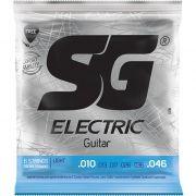Encordoamento SG Guitarra 010 SG5198
