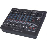 Mesa de Som LL AUDIO STARMIX 8 Canais S802R