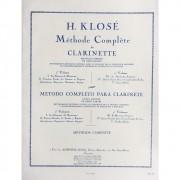 Método Clarinete - Metodo Completo Vol1 e vol2 - H.Klosé