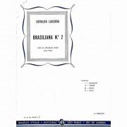 Método Partitura Piano - BRASILIANA Nº 2 - Osvaldo Lacerda