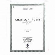 Método Partitura Piano - CHANSON RUSSE CANÇÃO RUSSA - OP. 31 - Sydney Smith
