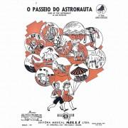 Método Partitura Piano - O PASSEIO DO ASTRONAUTA - Sam Raphling
