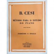 Metodo Piano - Exercícios e Escalas Vol. 2 - B.Cesi