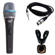 Microfone LYCO Com Fio SMP20