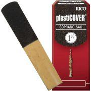 Palheta PLASTICOVER Sax Soprano 1.5