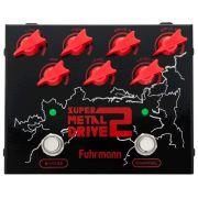 Pedal FUHRMANN Super Metal Drive SM02