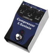 Pedal LANDSCAPE Guitarra Compressor e Sustain CST1
