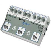 Pedal LANDSCAPE Guitarra Drive Chorus Delay Triefx TRIGT