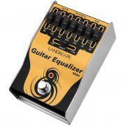 Pedal LANDSCAPE Guitarra Equalizer GEQ1
