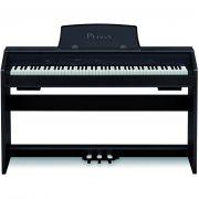 Piano CASIO Privia PX-760 BK Preto