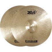 """Prato ZEUS Explosion B20 Chimbal Hi-Hat 14"""" ZEHH14"""