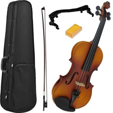 Violino MARINOS 4/4 MV-44 Danube  + Espaleira MEA-056