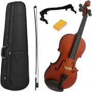 Violino MARINOS 4/4 MV-44 Vienna  + Espaleira MEA-056