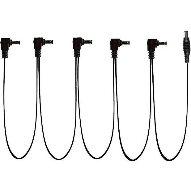 Cabo Ligação Pedais LANDSCAPE Multiplug 6 plugs P4 165 cm CM6