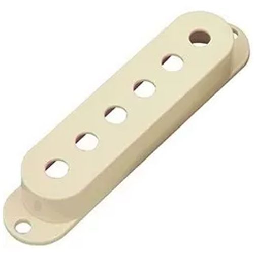 Capa Captador Guitarra MALAGOLI Single-Coil Cover 11-408CR Creme