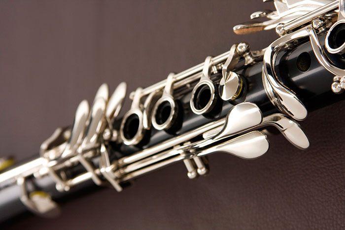 Clarineta EAGLE Sib 17 Chaves CL04N