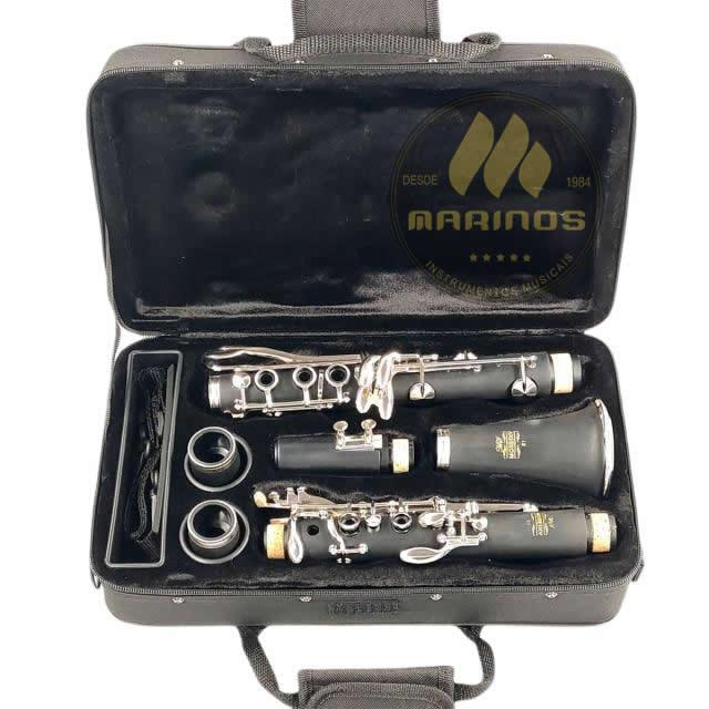 Clarinete BECKER Sib Bb 17 Chaves E1 XLA